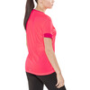 Craft Radiate No.2 Hardloopshirt korte mouwen Dames rood
